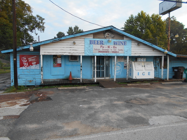Commercial Building in Crockett, Texas 1